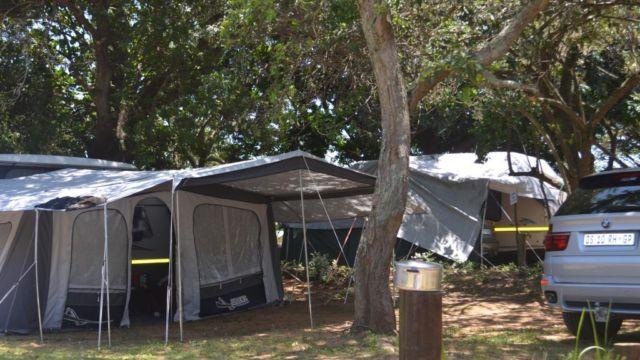 Caravans, Tents & Motorhomes